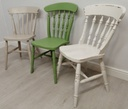 Single Shabby Chic Dining Chairs