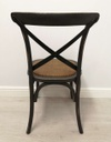 4 x 'Graphite' Bentwood Chairs