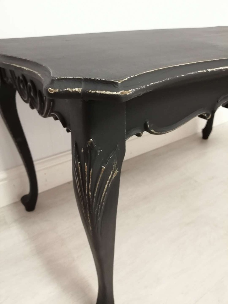 'Natural Charcoal'  French Style Coffee Table