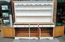 Large Solid Pine 'Chalk White' Dresser