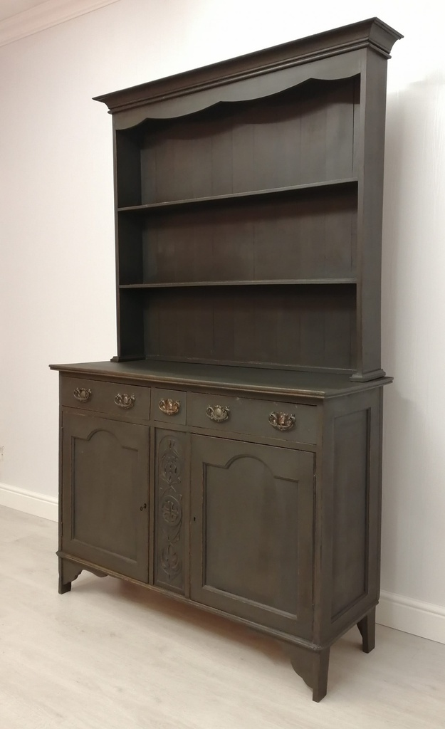 Old Oak 'Natural Charcoal' Dresser