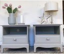 Paint Me To Order-Stag Bedside Pair