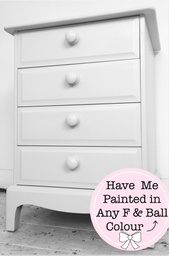 [PAINT ME TO ORDER] Paint me to Order - Stag Bedside Chest