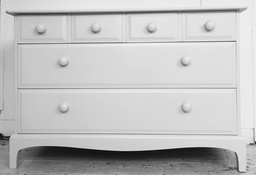[PAINT ME TO ORDER] Paint to Order 'Stag' Six Drawer Chest